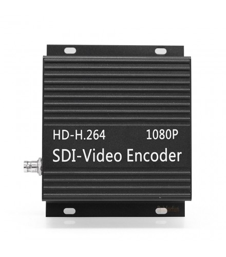 HD-SDI Video Encoder - Professional HD-SDI Video Coding Box for IPTV Live Stream Broadcast
