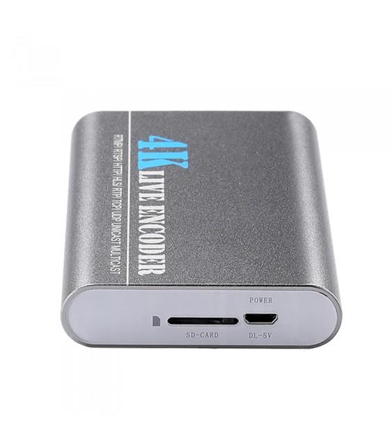 H 265 / H 264 HDMI 4K encoder